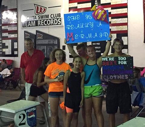 13 Wellington swimmer head to DII Swim Meet in Wichita.