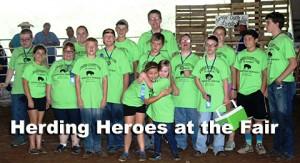 Herding Heroes feature
