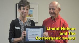 LIndal Nelson award feature