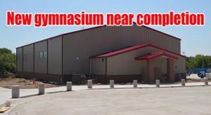 New gymnasium
