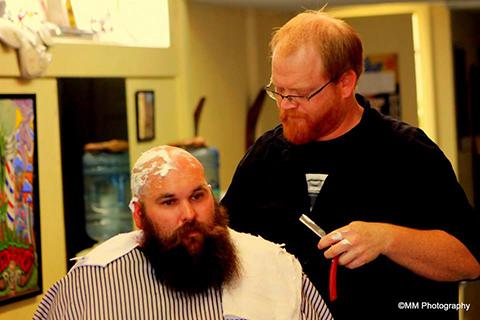 Redbeard cutting