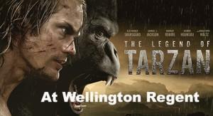 Tarzan at Regent