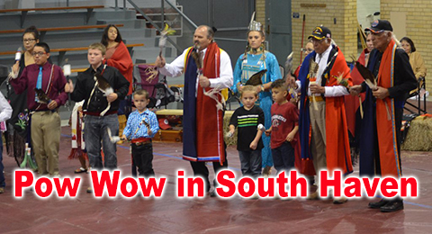 Pow Wow in South Haven premiere