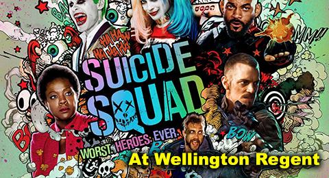 Suicide Squad at Regent