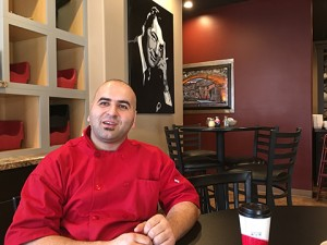 Antonio Pronto, a chef from Venice, Italy, opens the family owned business this weekend.