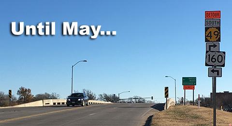 detour-until-may
