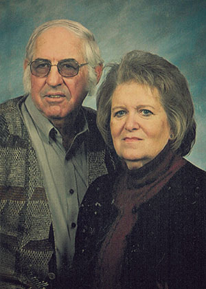 Ray and Marcia Waugh