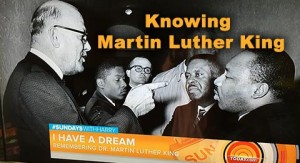 Knowing Martlin Luther King feture