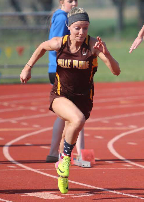 Jessica Heidel of Belle Plaine is Big Cheese Athlete of the