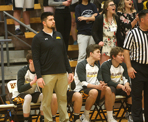 Powerhouse Cheney ends Belle Plaine season in sub-state