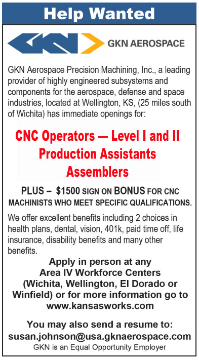 Gkn aerospace precision machining inc