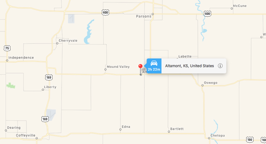Sumner Iowa Map.2018 October 04 Sumner Newscow