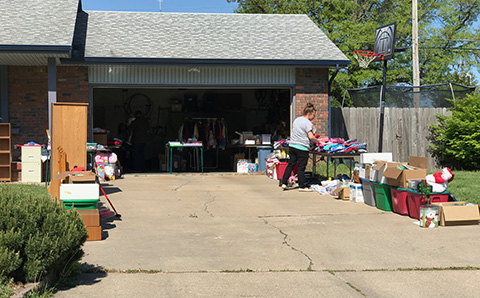 Wellington Citywide Garage Sale is here! This is what we have for